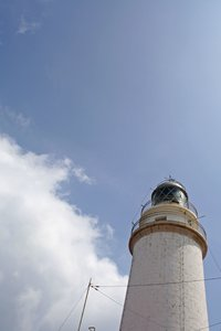 light house: light house - cap formentor