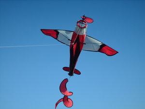 Free stock photos - Rgbstock - Free stock images | Plane Kite 2 ...