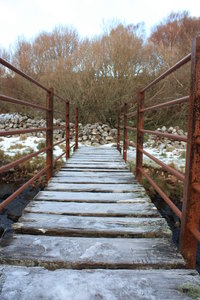 Winter bridge 1