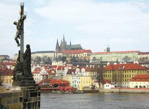Prague citadel