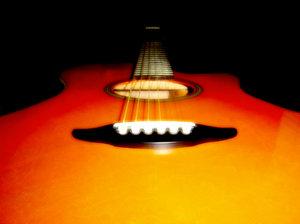 Guitar Face