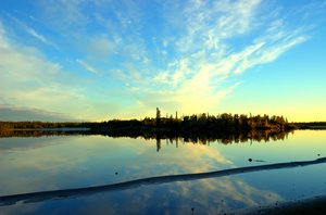 Yellowknife landscape 1