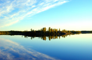 Yellowknife landscape 5