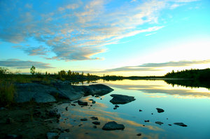 Yellowknife Reflections 4