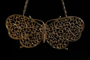Butterfly: Butterfly Necklace