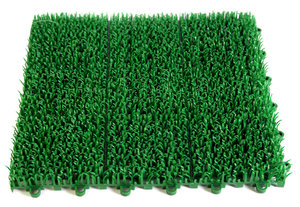 plastic grass: No description