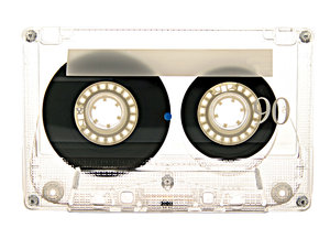 cassette tape: No description