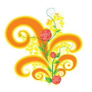dagwa rose plain