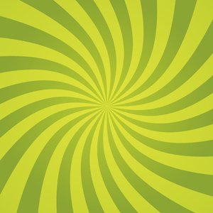 Lime Twist: Lime sunburst twist.  Textured background with lots of copy space.