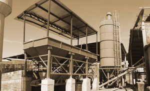 > Industry 1: Industry of cement, Brazil, Brasília, DFIt's free, however will be possible credits the photo.by Marcelo TerrazaFoto livre, porém se for possível credite a foto. Marcelo TerrazaComments and rank is welcome