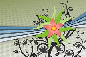 Floral Background 2