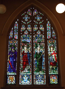 windows 4: stained glass windows
