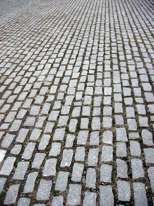 Cobble 1: Cobbled Pavement