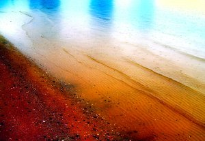 Abstract Colours - Shoreline