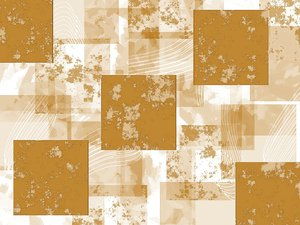 Grunge Background Squares