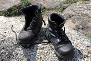Pilgrim boots