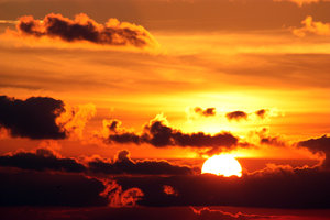 Sunrise 6-7-09