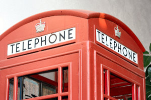 Telehone Booth