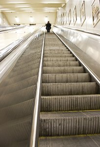 Metro/stairs 2