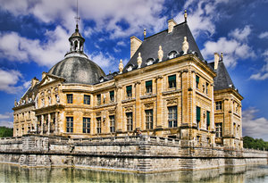 Vaux Le Vicomte: No description