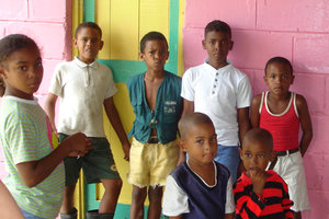 Dominican children 2