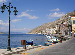 Isle of Symi, Rhodes