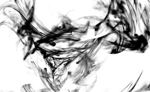 B&W Smoke: Created by me, my laptop and Apophysis. A huge thanks to the developers of this marvelous program which I'm addicted to.
