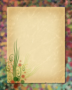 Floral Paper 3: Variations on floral paper.Please visit my stockxpert gallery:http://www.stockxpert.com ..