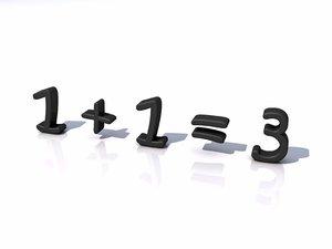 Basic math? 57