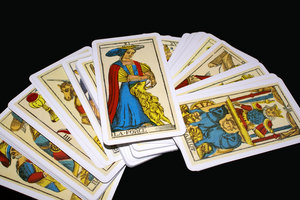 tarot cards: No description