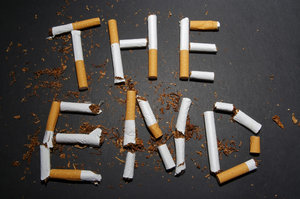 Don't smoke! 7