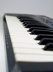 Sampler keyboard 7