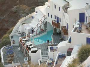 House in Oia