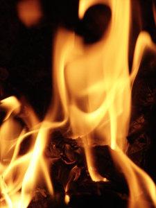 blured fire 3