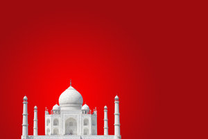Taj Mahal 5