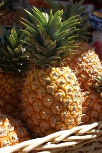 Pineapple in Paris
