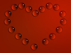 Drops of Heart