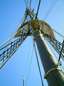 Mast 1