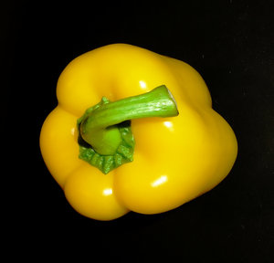 Pepper 2: Yellow pepper