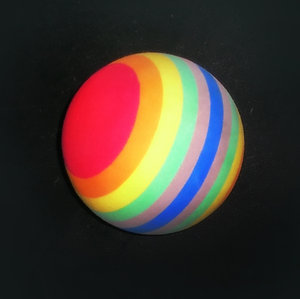 Ball: Colorful (anti-stress) ball