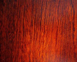 mahogani wood structure