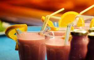 Smoothies: Yummie smoothies