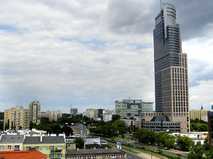 Warsaw tower