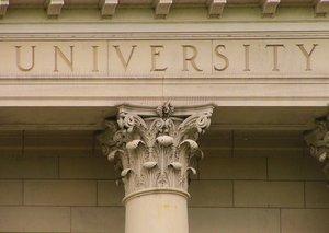 University Pillar