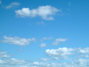 Simple Sky And Cloud HD Wallpaper | 1920x1080 | ID:59410