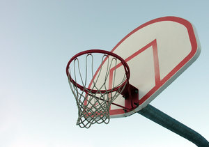 Basketball 2: Basketball is cool, from any angle. :-)