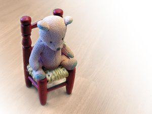 Little Bear's Chair