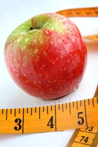 Apple & Tape Measure