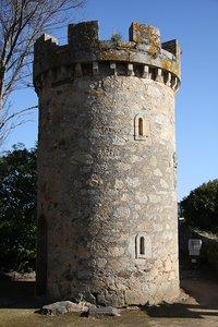 Circular tower 2