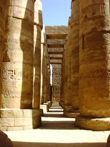 karnak temple 86: The temple complex of Karnak in Thebes (Modern Luxor)